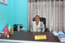 Vice Chairman of Tinpatan Rural Municipality